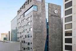 江南驿三H大道酒店 H Avenue Hotel Gangnam Yeoksam