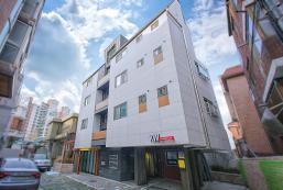 BB旅館 - Line Hostel BB Hongdae Line