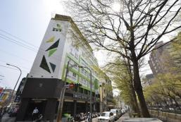 葉綠宿旅館 - 逢甲館 Green Hotel-Fengjia