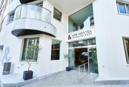 本町東&AND青年旅館 AND HOSTEL HOMMACHI EAST