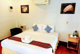 16平方米開放式平房 (接近中心) - 有0間私人浴室 Khao Sok Garden Resort