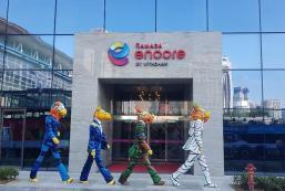 釜山站溫德姆華美達安可酒店 Ramada Encore by Wyndham Busan Station