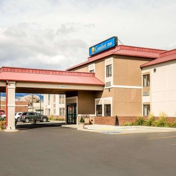 Comfort Inn at Buffalo Bill Village Resort Cody (WY) United States