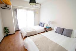 27平方米1臥室公寓(心齋橋) - 有1間私人浴室 Porte Bonheur Rm. 802