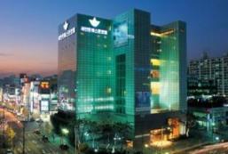大邱AW酒店 AW Hotel Daegu