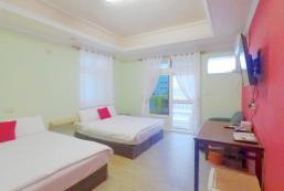 17平方米開放式獨立屋 (南灣) - 有1間私人浴室 Ola Nanwan Music&Yoga BnB Quad w private balcony