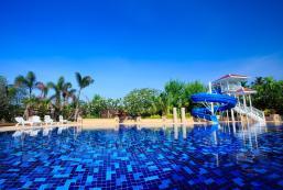 32平方米1臥室平房 (甘烹盛) - 有1間私人浴室 Chawalun Resort Chamchuri Lake View Bungalow 2
