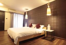 25平方米開放式公寓 (佛統府) - 有1間私人浴室 Diary Suite Deluxe Wallpaper - Double Bed
