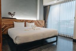 34平方米開放式公寓 (華燦) - 有1間私人浴室 Ou Hotel by Neaw Superior Double Room KingBed 1