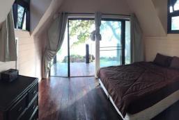 52平方米1臥室公寓 (奧塔隆) - 有1間私人浴室 Amazing Full Frontal Sea View Bungalow Koh Mak