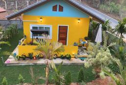 36平方米1臥室平房 (南邦市中心) - 有1間私人浴室 Me farm hugs house