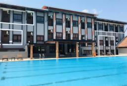 30平方米開放式公寓 (挽磨通縣) - 有1間私人浴室 Buathong Pool Villa