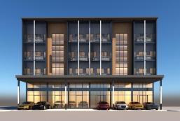 22平方米開放式公寓 (春武里市區) - 有1間私人浴室 DHANAKARN HOTEL