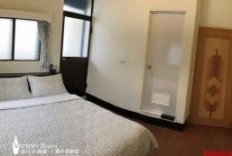 10平方米1臥室平房 (綠島鄉) - 有1間私人浴室 Victor Bistro Economic twin room