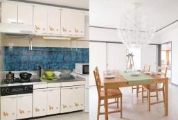 55平方米1臥室公寓(大阪) - 有1間私人浴室 3A#Superior Family Suite in Convenient Area