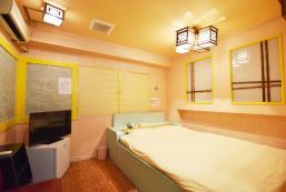 14平方米1臥室公寓(池袋) - 有1間私人浴室 #102 HOTEL 1R-5min walk JR IKEBUKURO STA