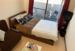 19平方米1臥室公寓(鹿兒島) - 有1間私人浴室 Mt. Sakurajima view room 805