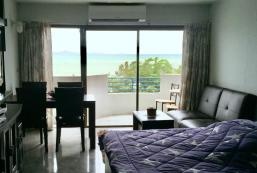 35平方米1臥室公寓 (納喬姆貼) - 有1間私人浴室 304 Seaview -VIP condo Jomtien Pattaya by Glory