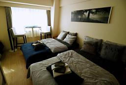 30平方米開放式公寓(新大阪) - 有1間私人浴室 JR 1 min/Shinsaibashi 13min/Kyoto 25min/FREE WIFI