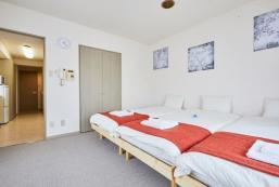 35平方米1臥室公寓(上野) - 有1間私人浴室 Sendagi sta/ 1 min/ 4 people/wifi & Spacious room