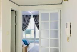 50平方米1臥室公寓 (江陵市中心) - 有1間私人浴室 5min Ojukheon House