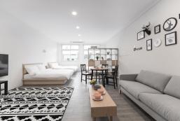 68平方米開放式公寓 (西門町) - 有1間私人浴室 CD33 Romantic Cozy Apt. 3 minutes to Ximen MRT