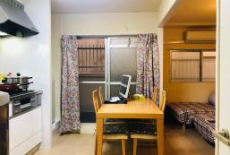 48平方米2臥室公寓(難波) - 有1間私人浴室 1 Min. to JR Imamiya Sta. close to Dotonbori  #406