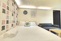 23平方米開放式公寓 (西門町) - 有1間私人浴室 LoveTaipei G82/捷運西門站/Taipei 101/台北車站/1-2人/luxury.