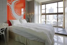 30平方米1臥室公寓 (中正區) - 有1間私人浴室 Oxygen Taipei NTU Gongguan Service Apartment