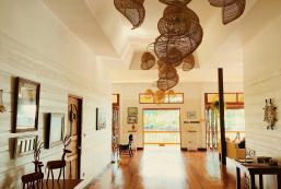 27平方米1臥室公寓 (孔顯灣) - 有1間私人浴室 A la Koh Kood - Overwater Villa Twin Bedroom