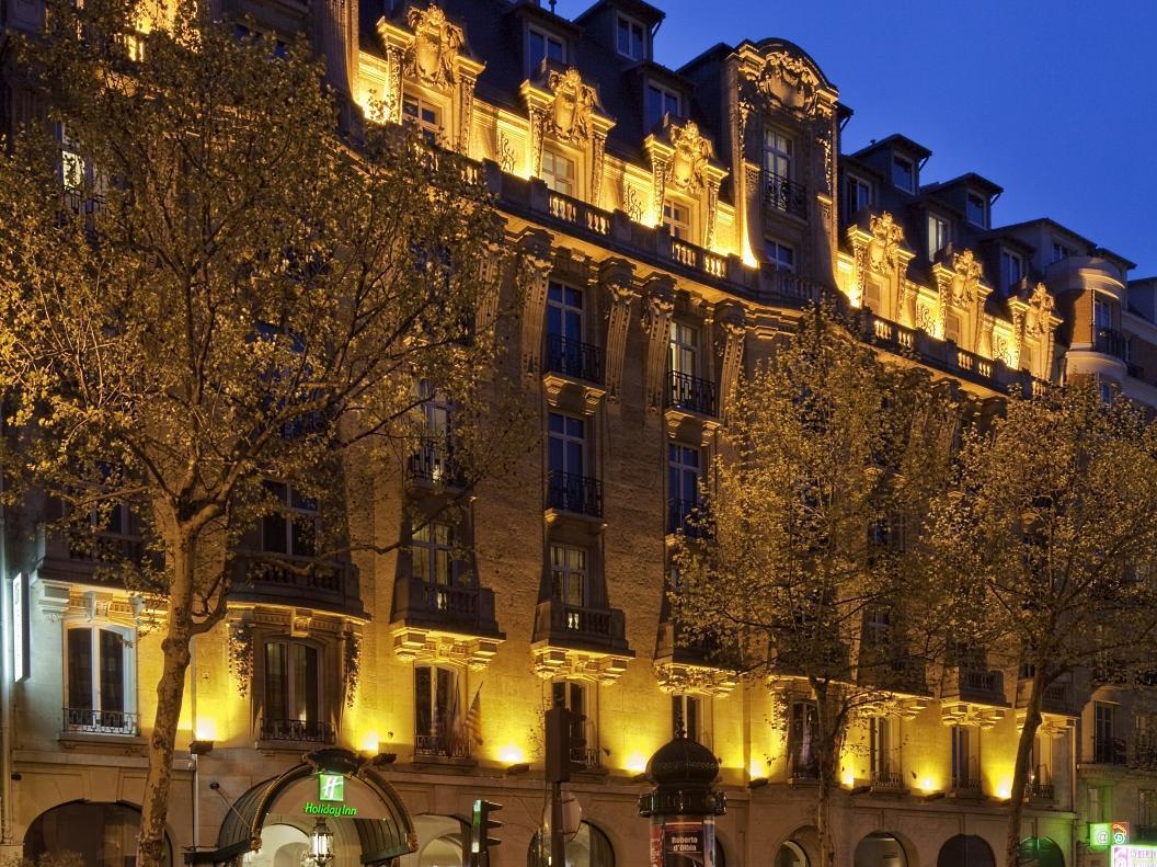 Holiday Inn Gare De Lyon Bastille Paris