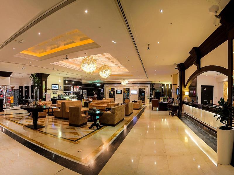 Holiday Inn Bur Dubai - Embassy District In