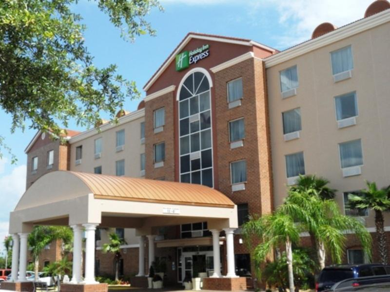 Holiday Inn Express Hotel Suites Orange City In United