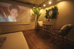 40平方米1臥室公寓 (Gwangan) - 有1間私人浴室 v3❥❥빔프로젝터 & Netflix &영화관을 통채로 200 inch & 해변 1분거리#❥