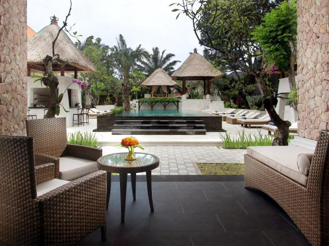 Griya Santrian a Beach Resort