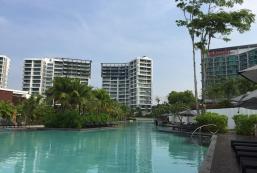 99平方米2臥室公寓 (甲良) - 有2間私人浴室 !!!Phuphatara condo near Marriott room 99/145
