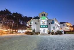 江陵鏡浦松樹高級旅館 Gangneung gyeongpo pine pension