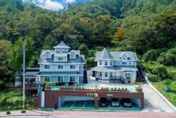 麗水向日岩風景高級旅館 Yeosu hyangil rock landscape pension