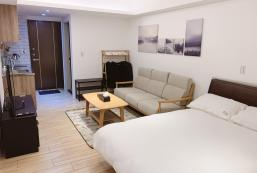 7平方米開放式公寓 (中山區) - 有1間私人浴室 New suite ! Near the MRT
