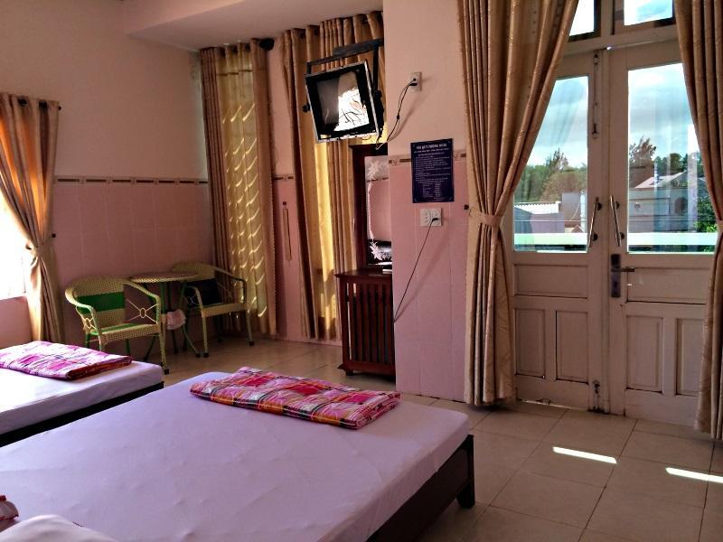 Minh Hiep Motel In Vietnam