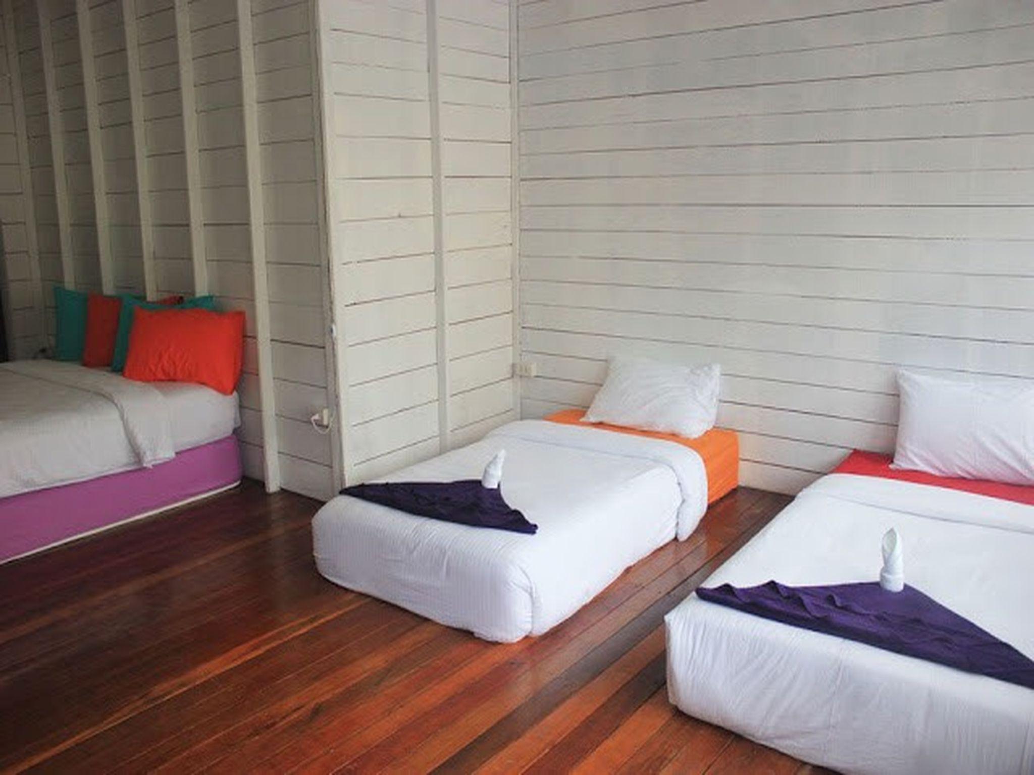 At Rimnam Chan Hostel In Thailand