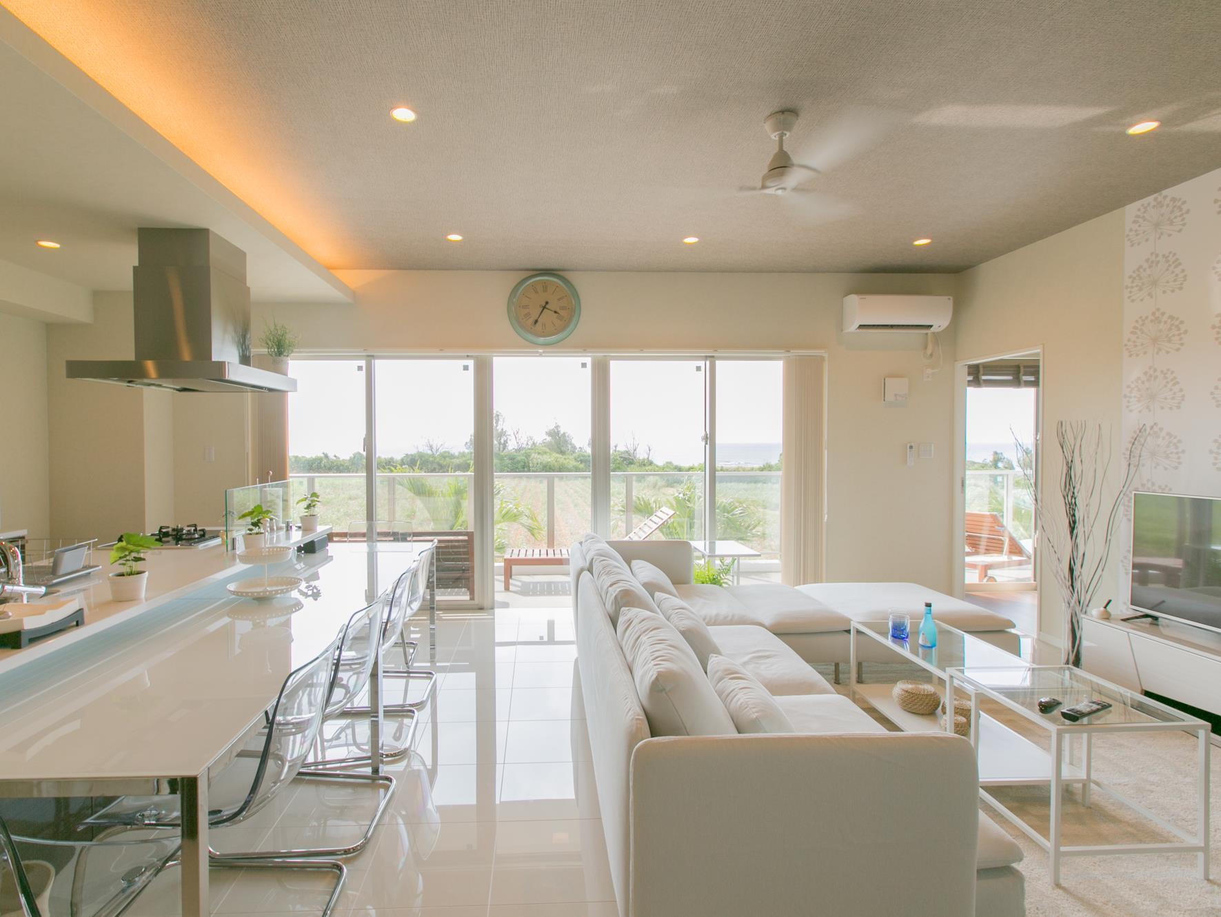 Ocean Resort Maeda Misaki Apartment Okinawa Main