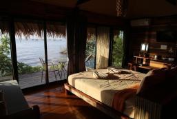 24平方米1臥室平房 (寬卡暖) - 有1間私人浴室 wetlandcamp baanchailay Villa 2