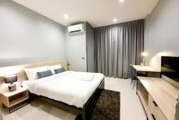 23平方米開放式公寓 (烏通) - 有1間私人浴室 Prem Mansion U Thong