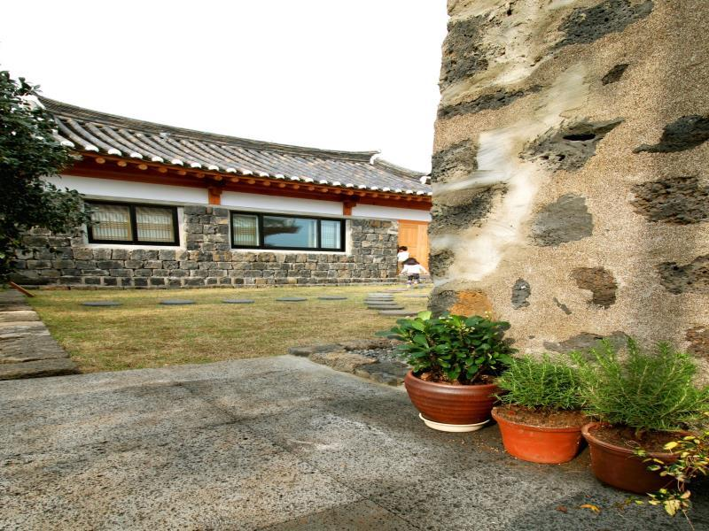 Dongparksaenge Traditional House Jeju City Republic Of