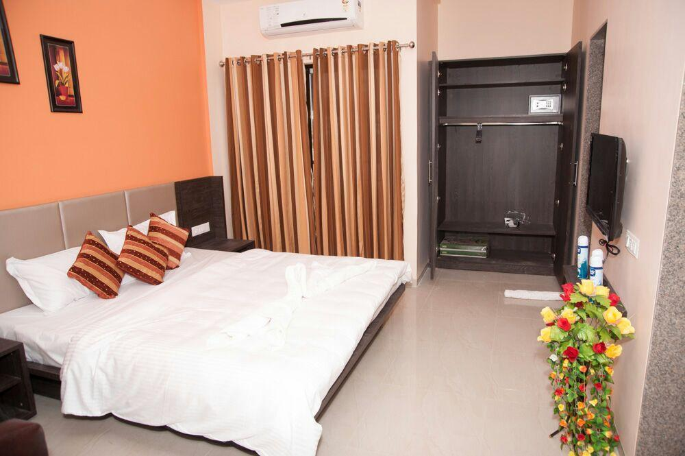 Budget Inn Tiger Plaza Service Apartments In India