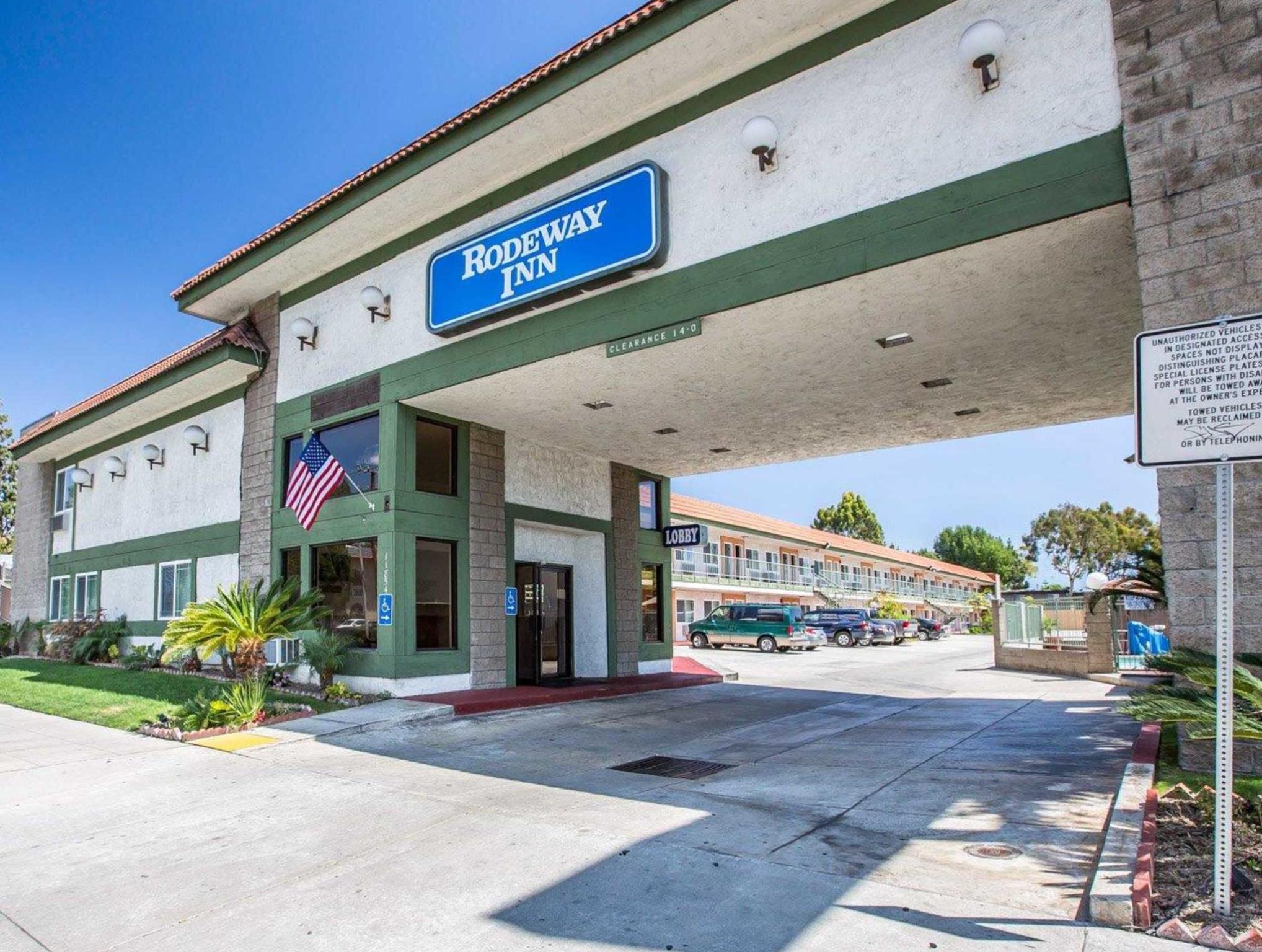 Rodeway Inn Artesia Los Angeles Ca United States