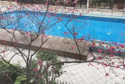 40平方米1臥室別墅 (內湖區) - 有0間私人浴室 Villa room at roof top