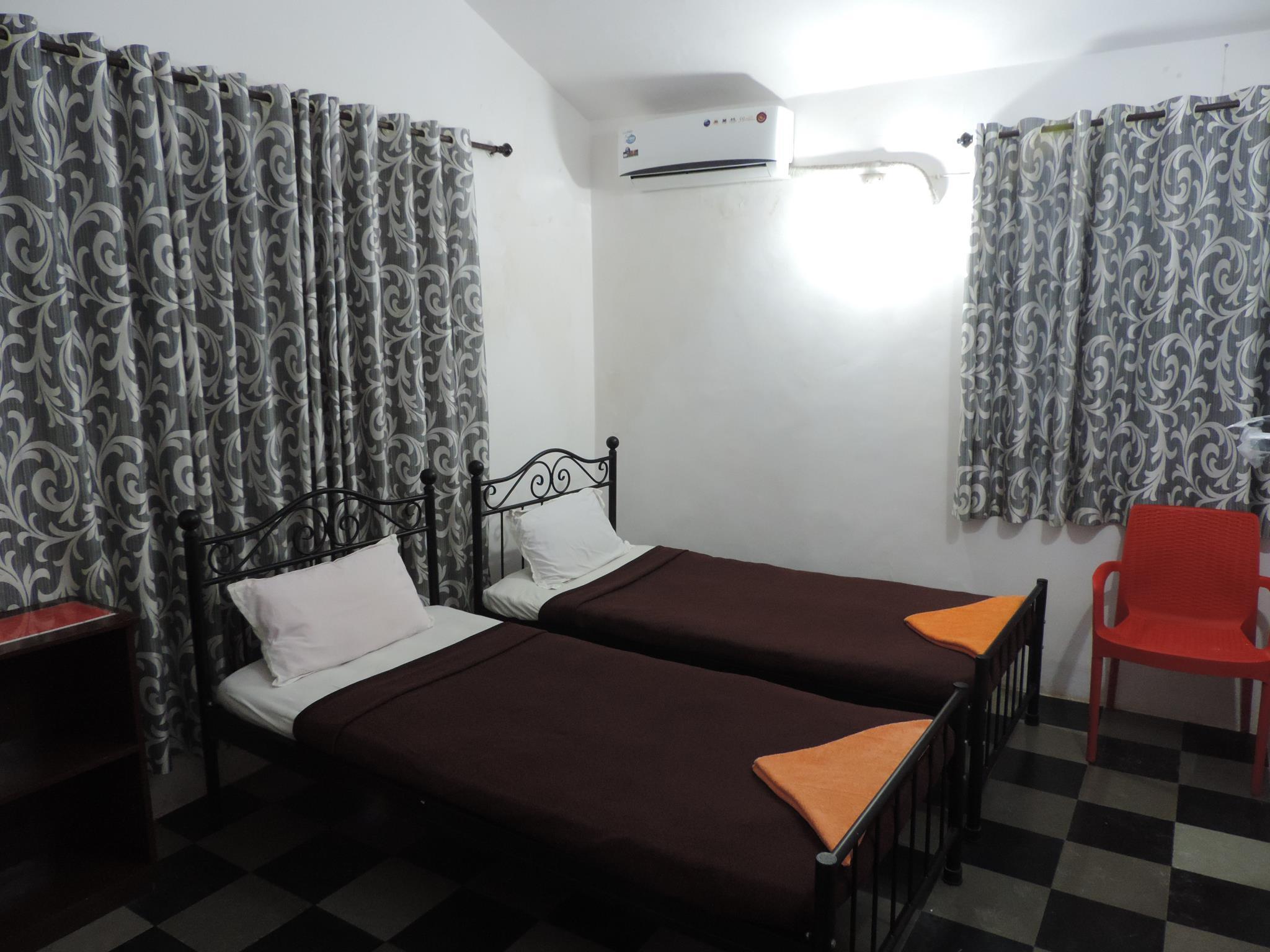 Wave Beach Hotel Goa India