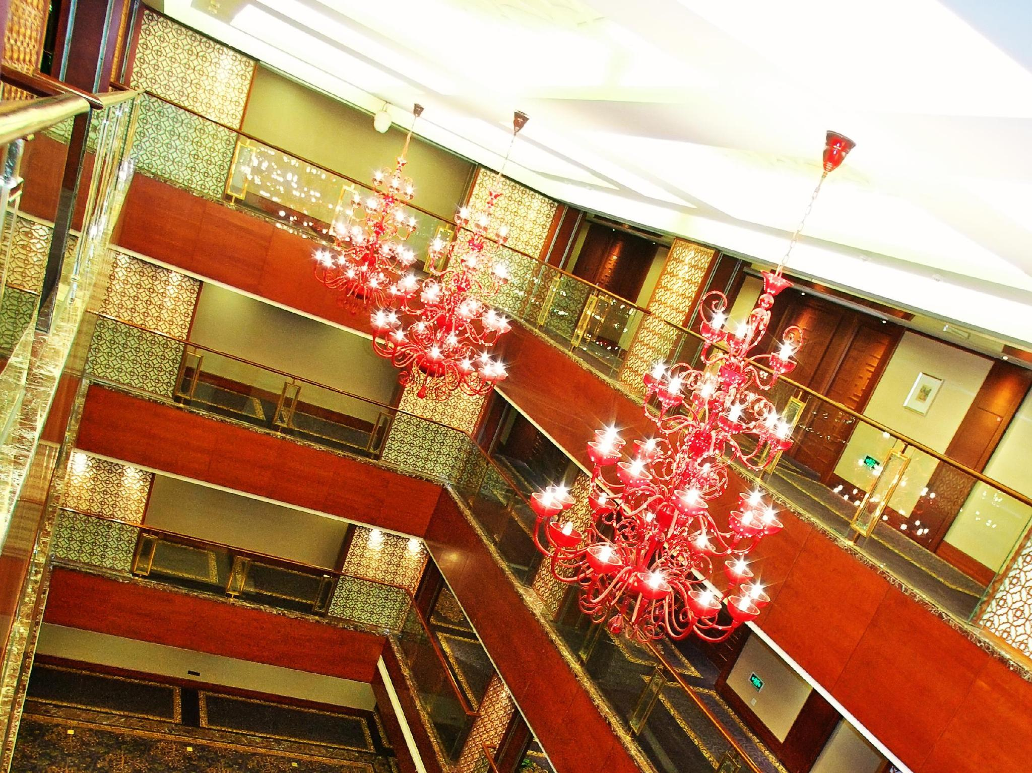 Hotel Nikko Wuxi Wuxi China